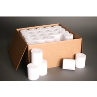 Thermal Paper Rolls 57mm Wide x 45mm Dia Box of 50