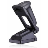 SCA-CL1500P, Hand Held, Corded, 1D Imager Scanner, USB, with HF Stand