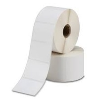 LBLR-4028-06, Thermal Tsfr, Matt Paper, 2500/Roll, Removable Glue